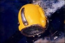 Dykker – kommunikasjonskabler