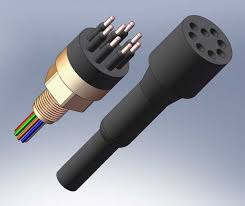 Rubber Moulded  Connector